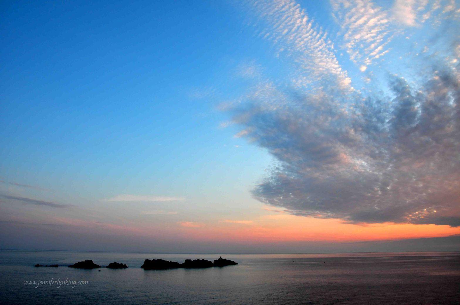 The Sunset that Lingers, Croatia