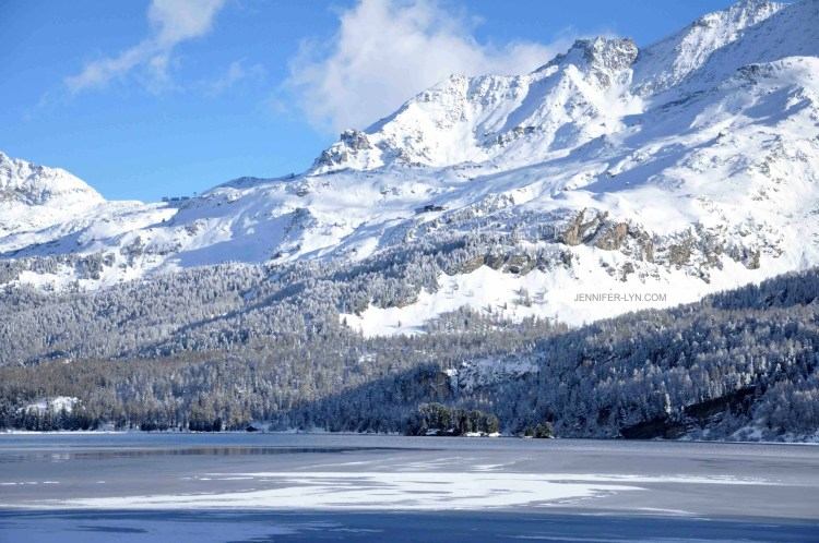 Engadin, Switzerland and St. Moritz