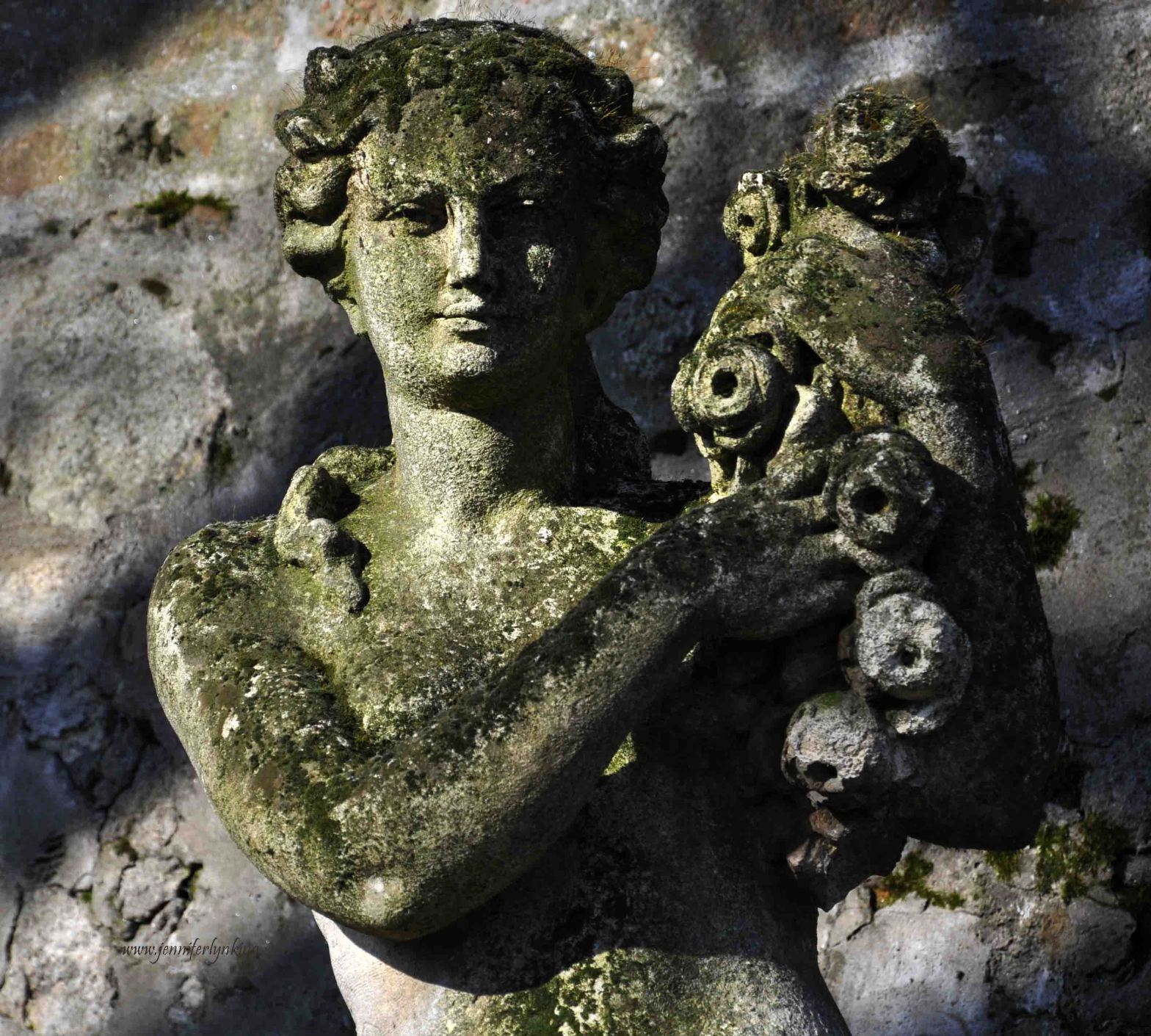 Age with Beauty: Beauty with Age, an original sculpture, Italy's Veneto