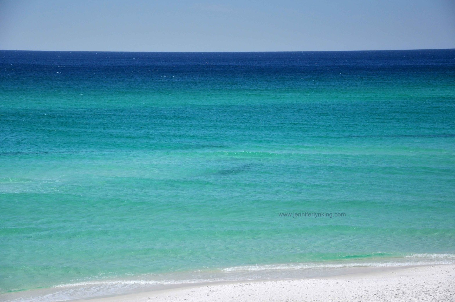 the Beach along 30A in Florida's Panhandle