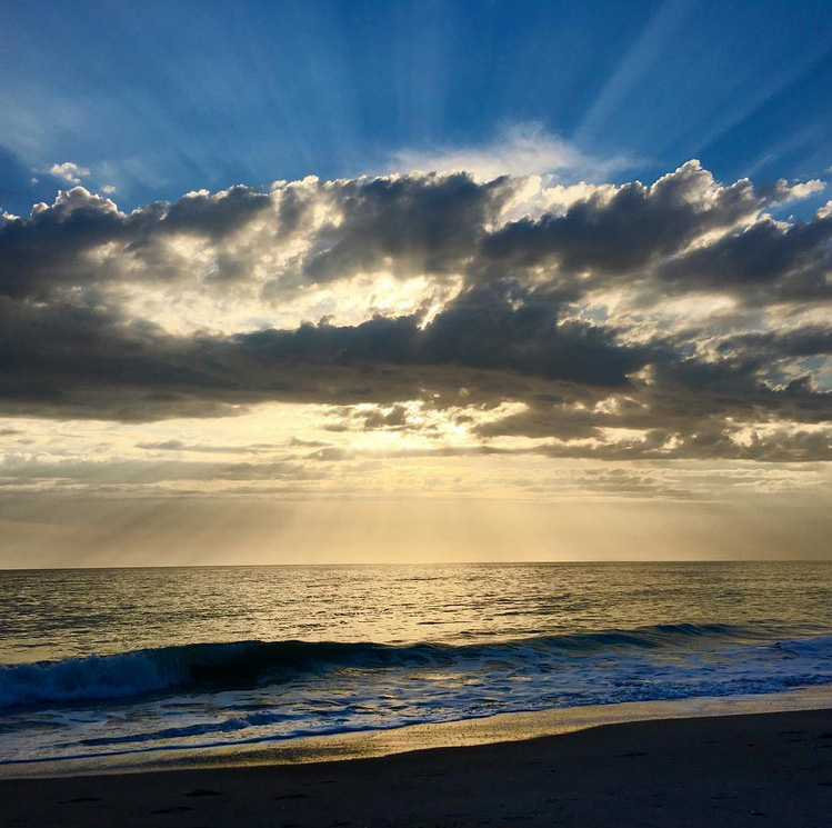 Sunburst, Florida Gulf Coast