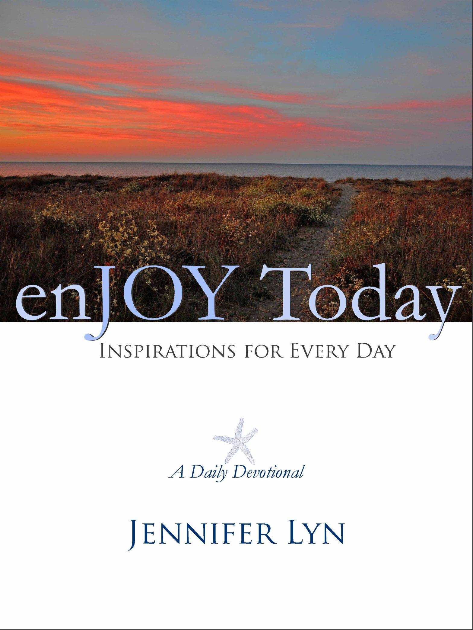 EnJOY Today by Jennifer Lyn cover