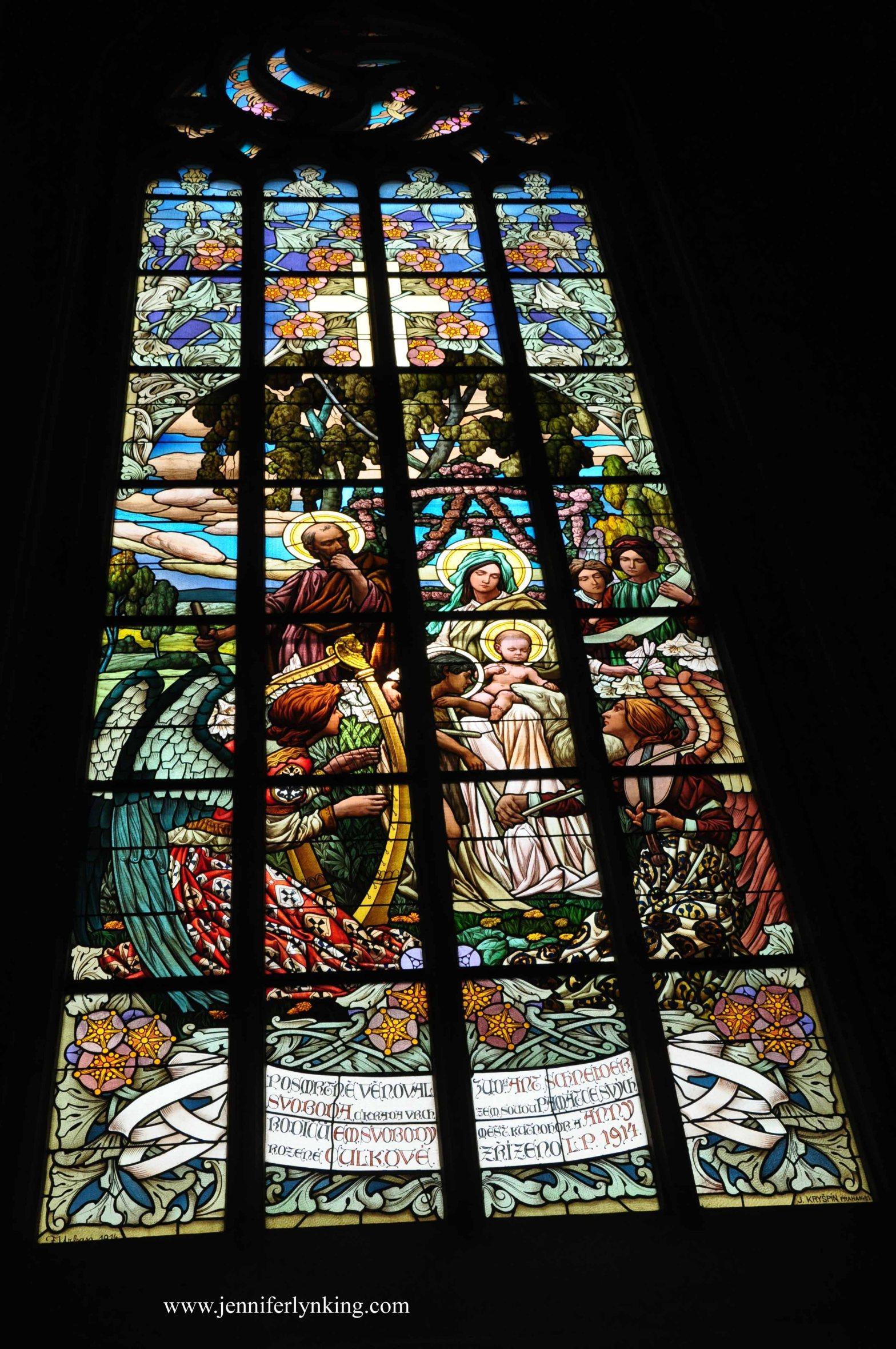 Kutna Hora, Cathedral of Santa Barbora