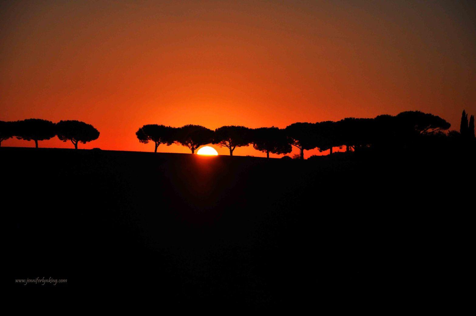 Tuscan Sunrise