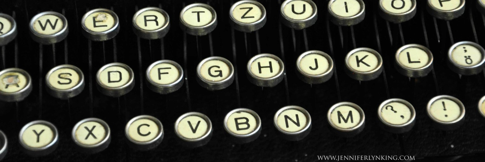 Jennifer's Czech 1940s Typewriter