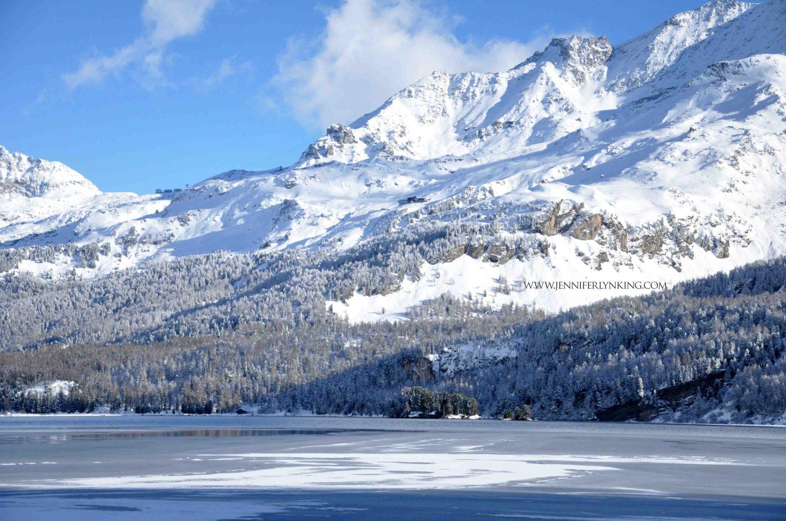 St. Moritz and Engadin, Switzerland
