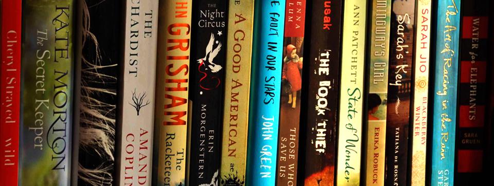 Great Books on my shelf