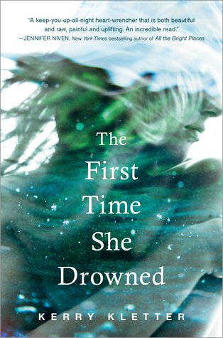 The First Time She Drowned by Kerry Kettler