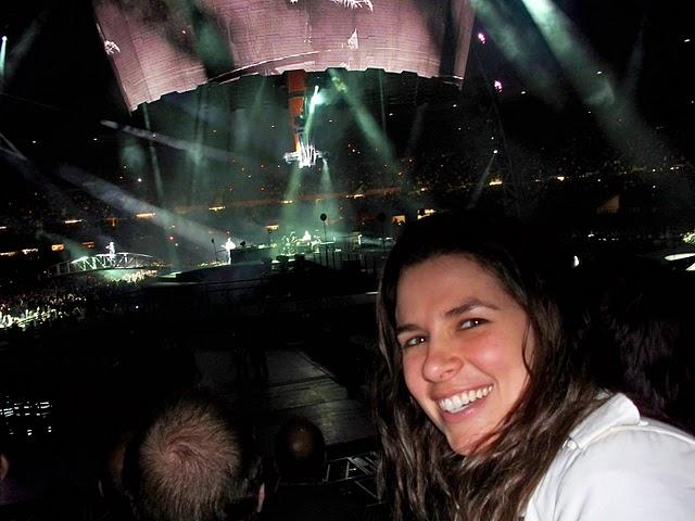 Me at U2!