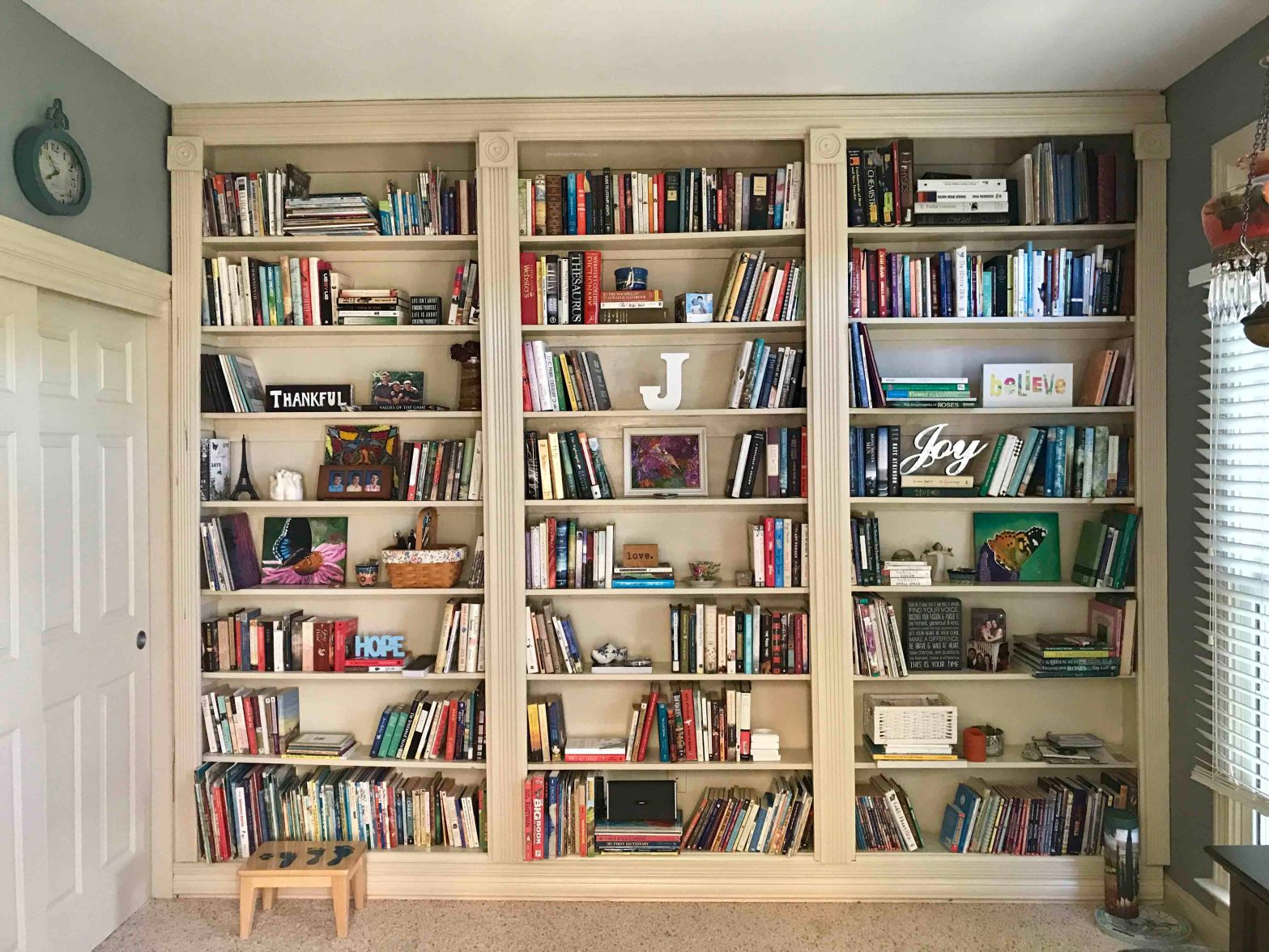 My dream bookcase