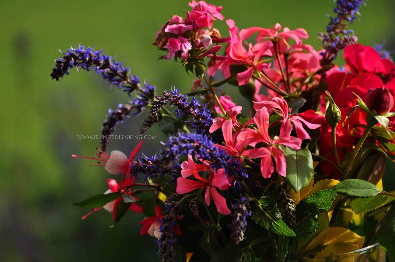 Florals in Summer