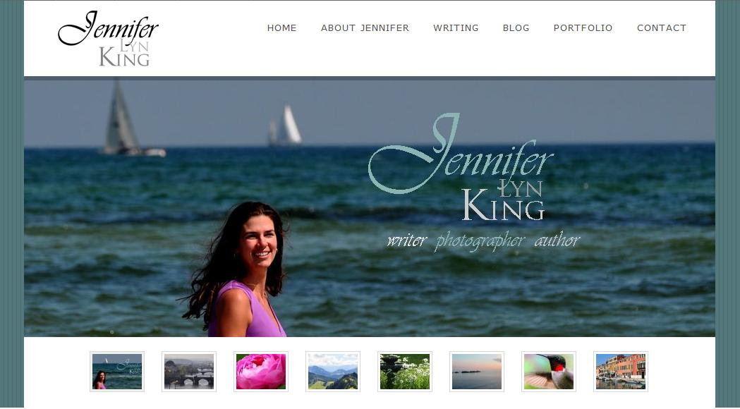 jenniferlynking.com new site homepage