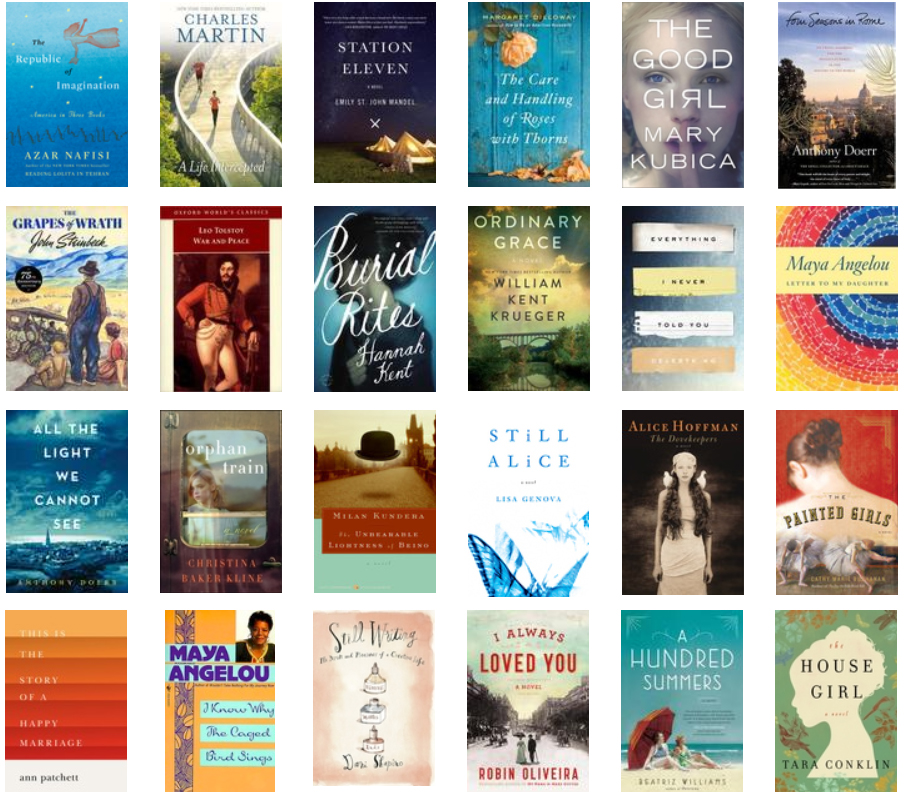 2014 favorite books