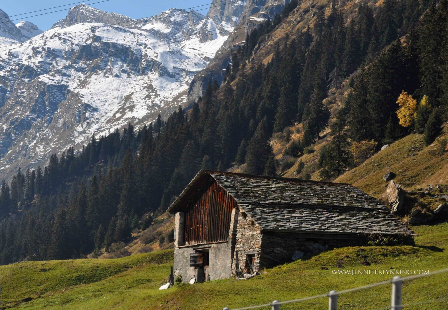 Stunning Switzerland