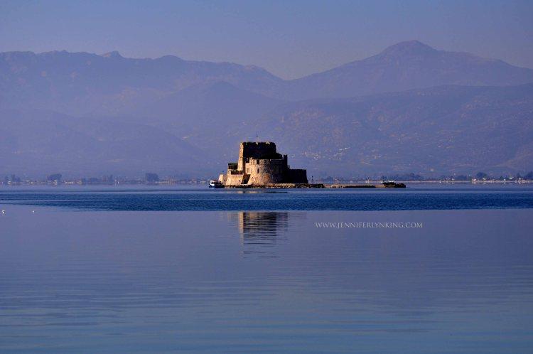 Aegean Sea, Nafplio, Greece
