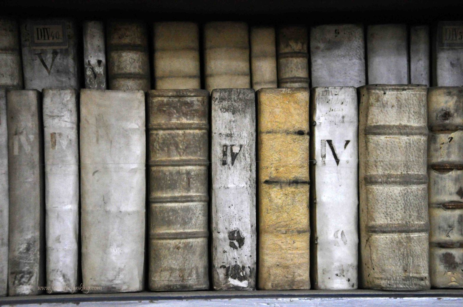 The Treasure of Old Books, Strahov Monastery, Prague